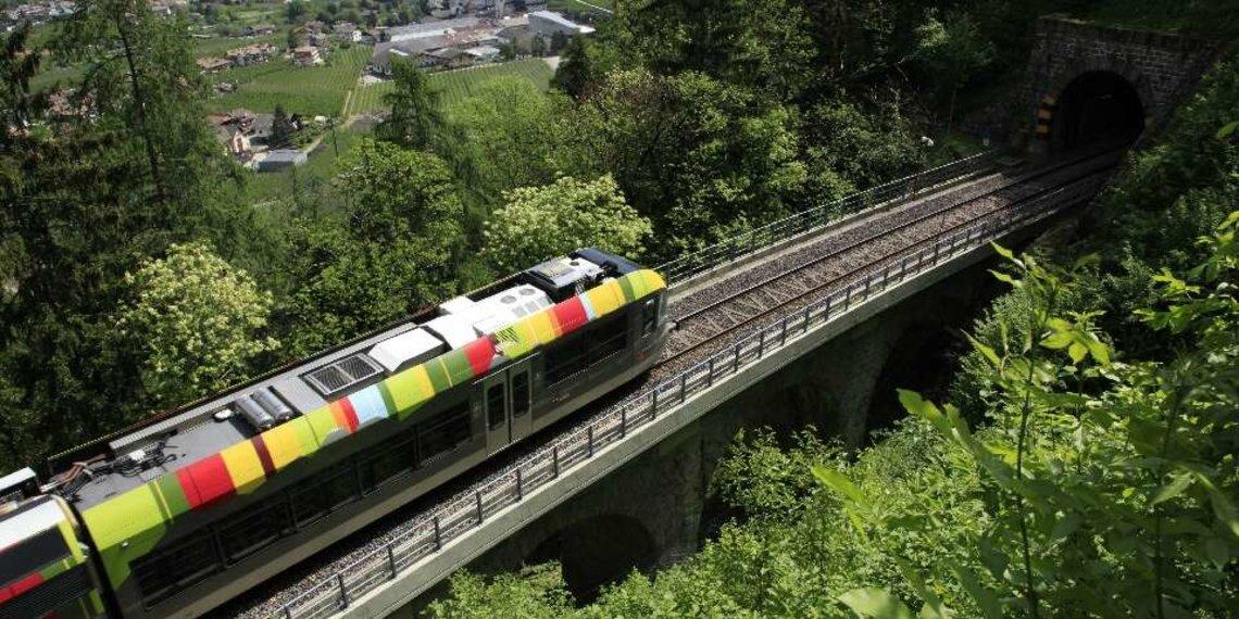 Marlinger Waal Vinschgerbahn