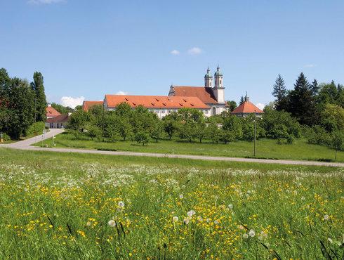 Kloster Holzen Allmannshofen im Lechtal, Foto Kloster Holzen Hotel GmbH