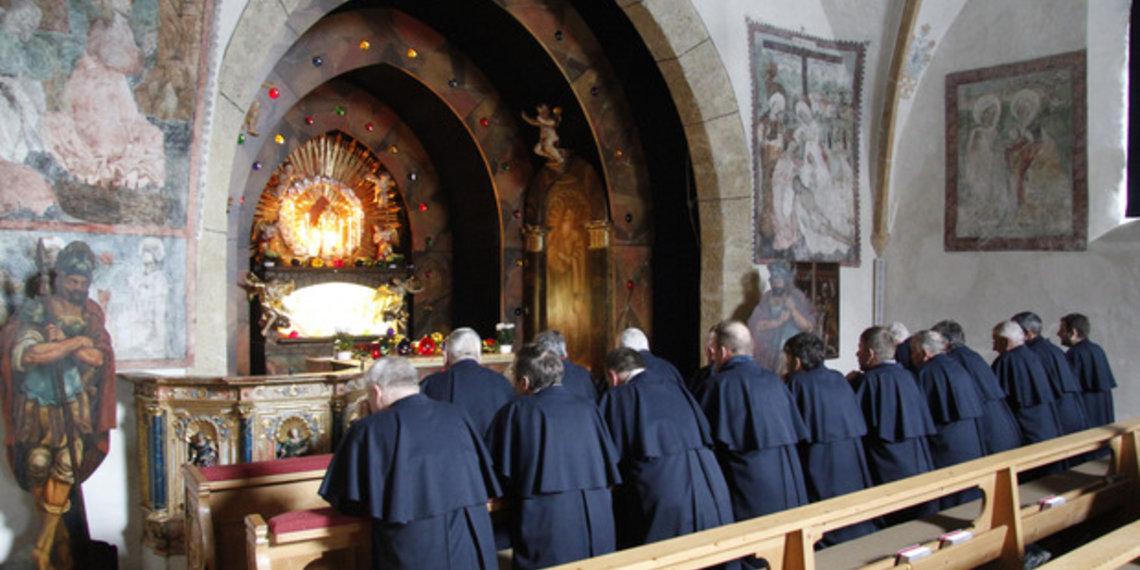 Ostergrab Liebfrauenkirche Pfunds