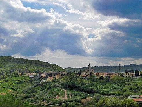 Rivoli Veronese Verona Monte Bald