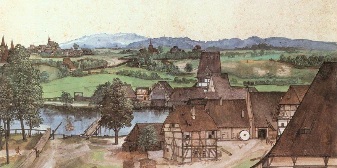 Dürer il Mulino