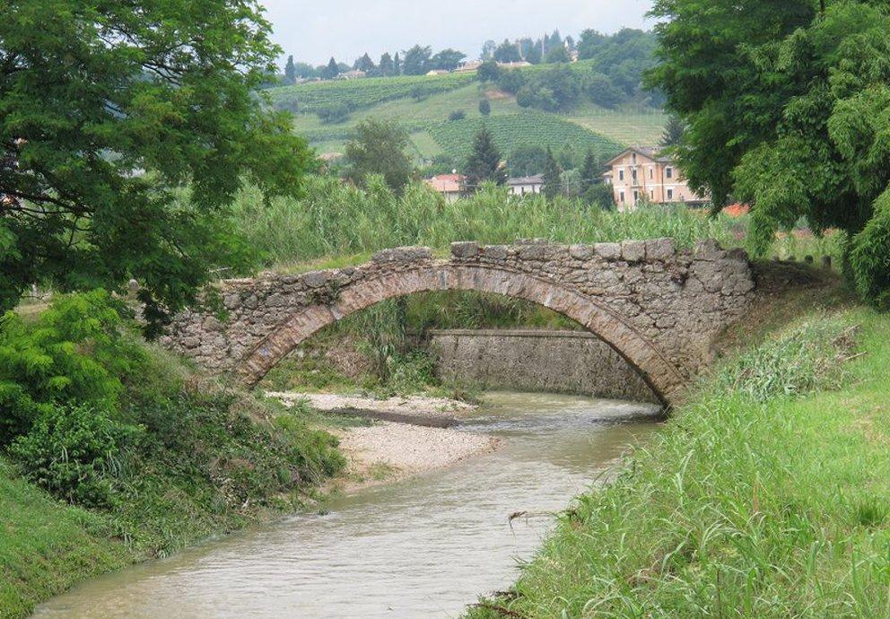 Ponte Romano Fra Conegliano E Susegana