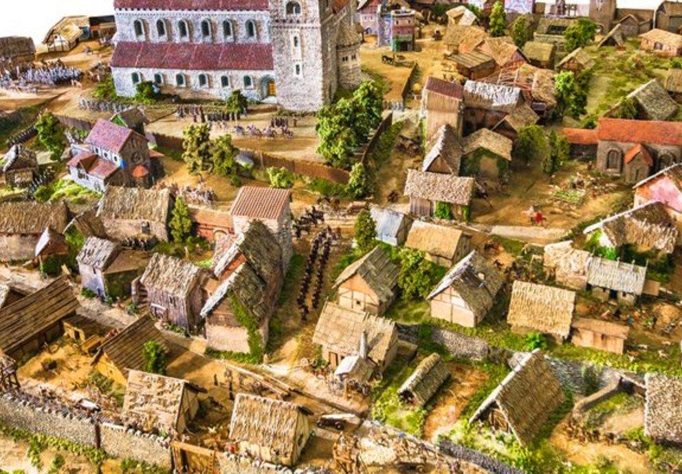 Schlacht Auf Dem Lechfeld Augsburg, Foto Stadt Königsbrunn