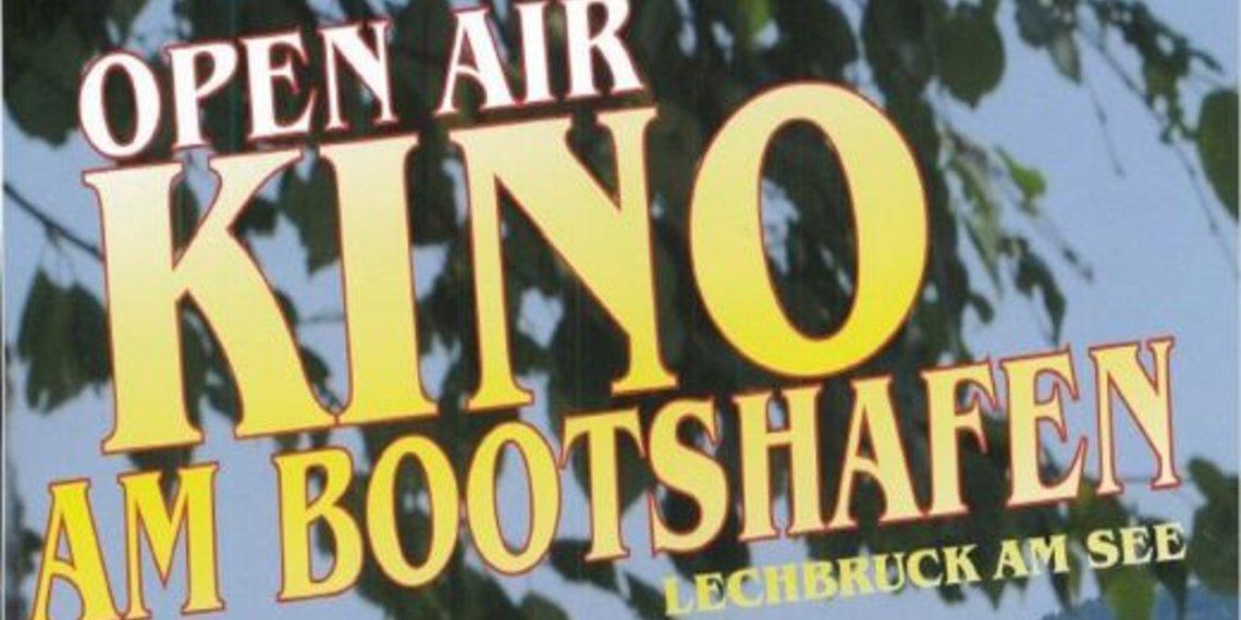 Open Air Kino klein