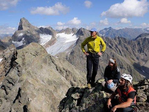 Nauders Tirol Oberland Kaunertal