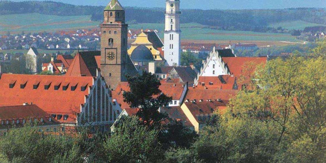 Der Frühling in Donauwörth
