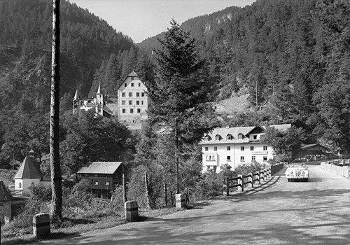 Schloss Und Hotel Fernsteinsee