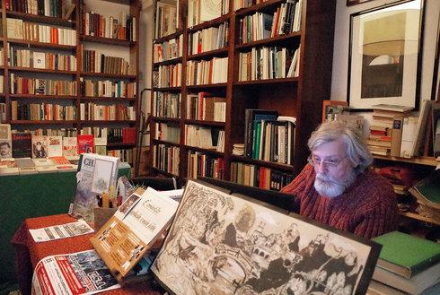 Libreria Novecento in Verona (= Buchladen 19. Jahrhundert)