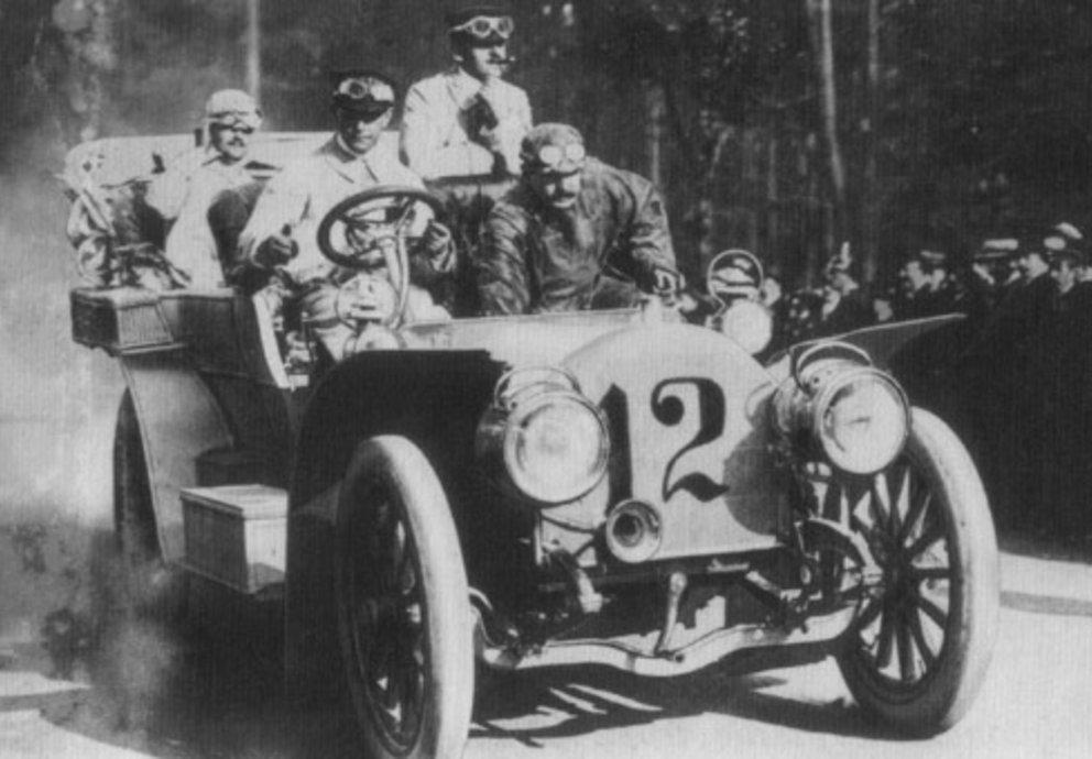 Herkomer Konkurrenz 1905