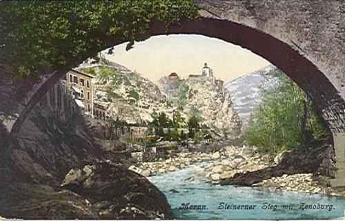 Steinbrücke Algund