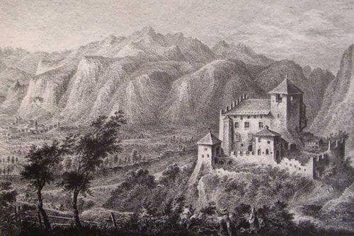 Castello Do Monreale, Königsberg, Johanna von Isser, Grossrubatscher 1831