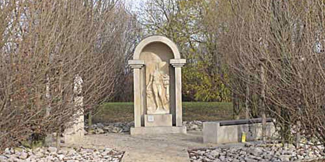 Merkurheiligtum Gersthofen Lechtal, Foto Deibler