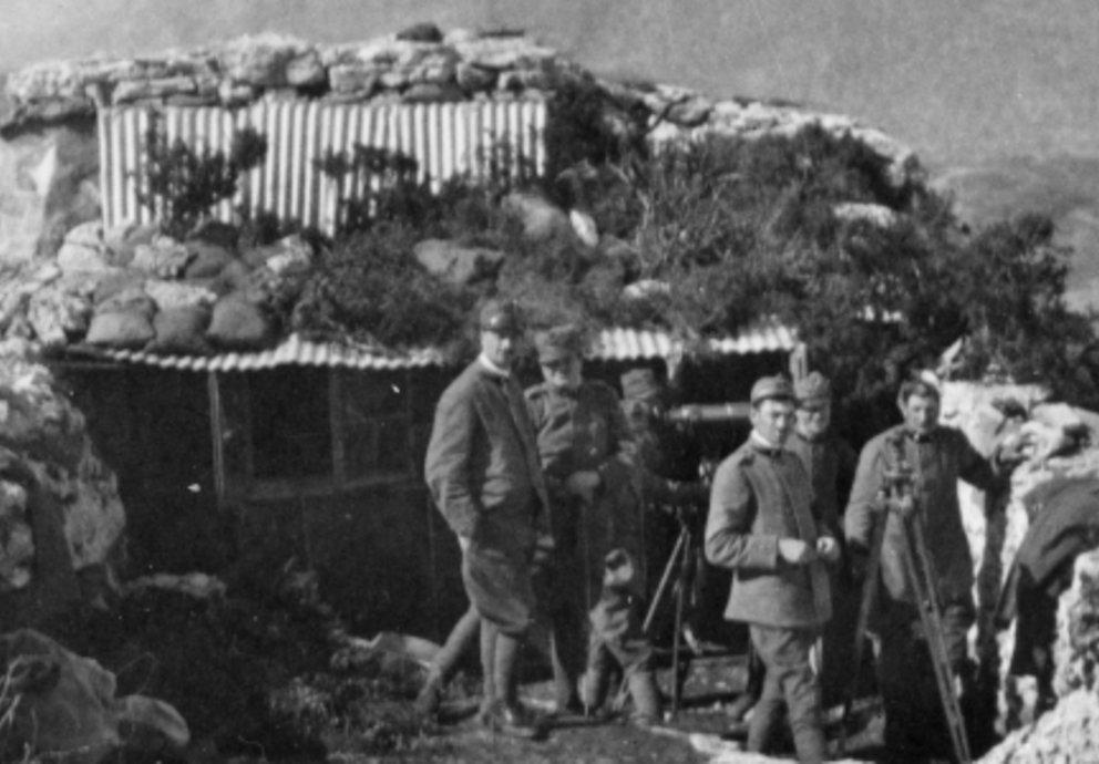 Monte Baldo Grande Guerra