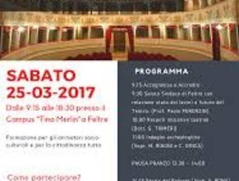 Workshop Teatro De La Sena Feltre