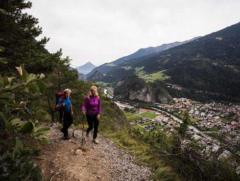 Herbst Tirol West