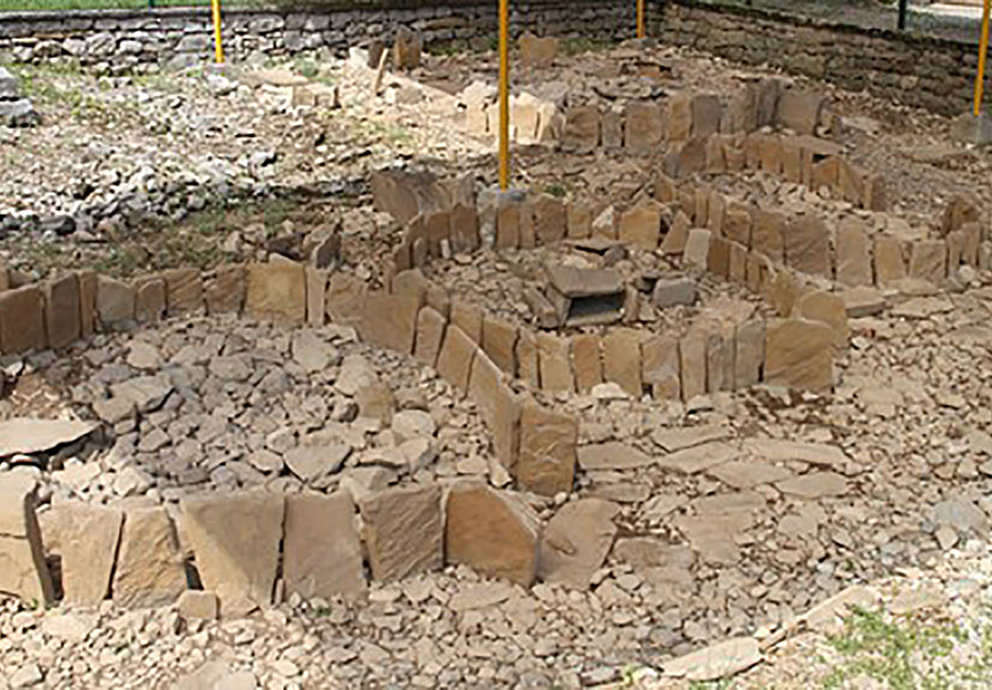 Necropoli Protostorica Mel