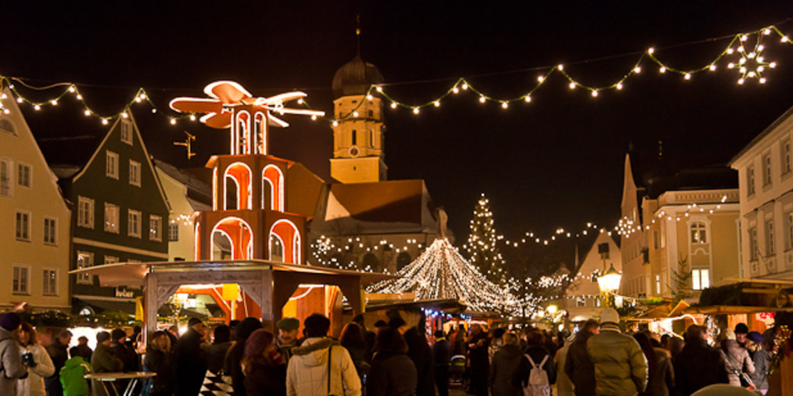 Weihnachtsmarkt Schongau