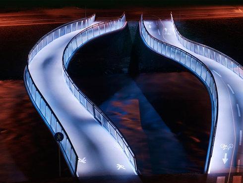 Radbrücke Bozen