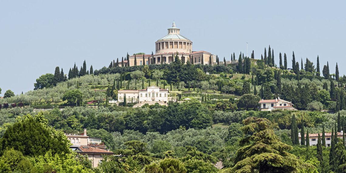 Santuario Madonna di Lourdes ex forte San Leonardo (Verona)