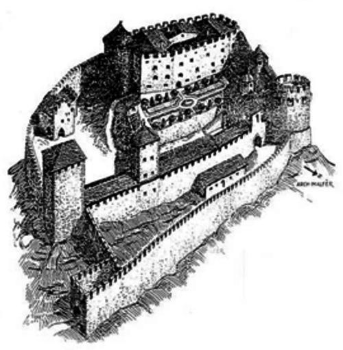 Burg Lichtenberg Ansik