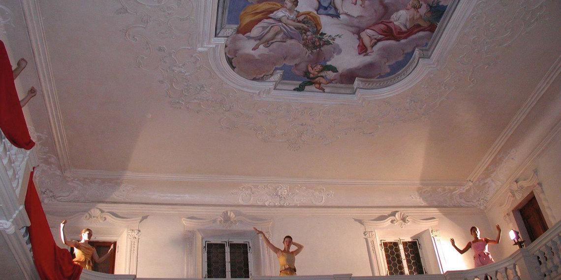 Rovereto Vallagarina Ala Palazzo Pizzini