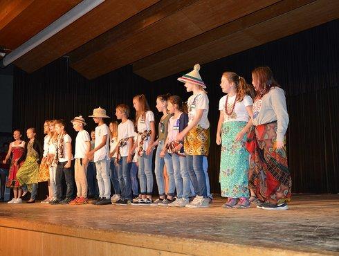 Theater Schüler Ehrwald