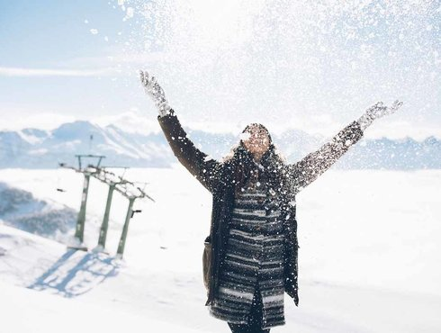 Winter Tirol West