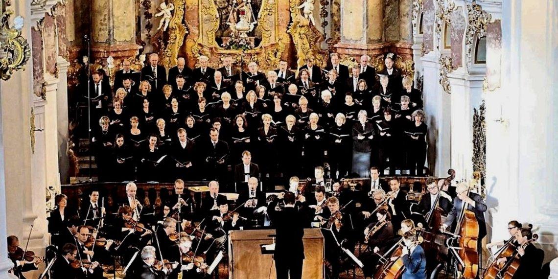 Chorkonzert festlicher Sommer