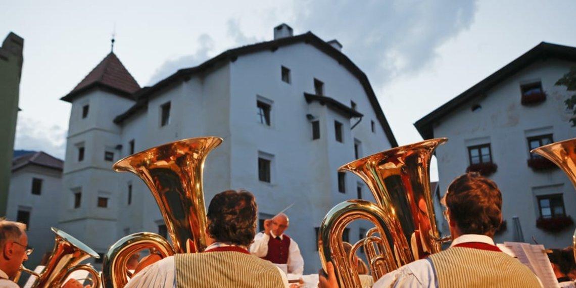 Konzert Platz Glurns