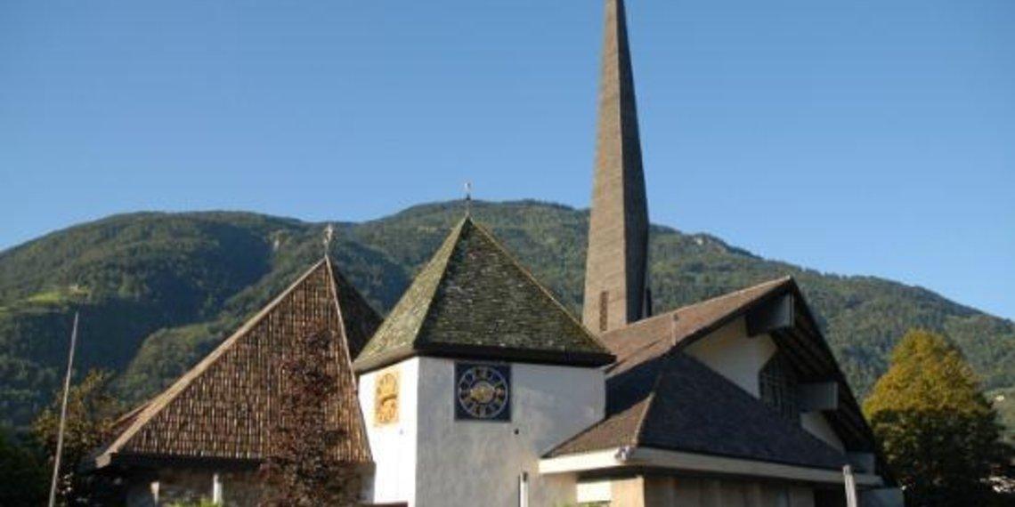 Pfarrkirche Algund