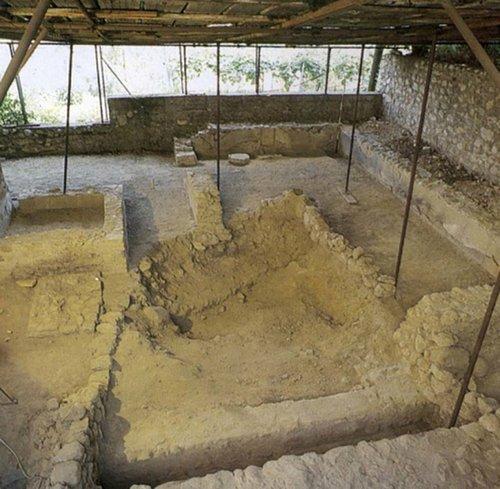 villa romana di isera