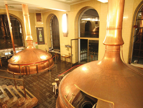 Fabbrica Pedavena Museo Birra Bier Museum
