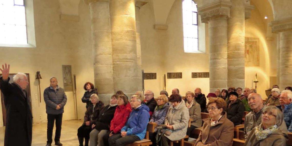 Kirchenführung Altenstadt Kreisbote