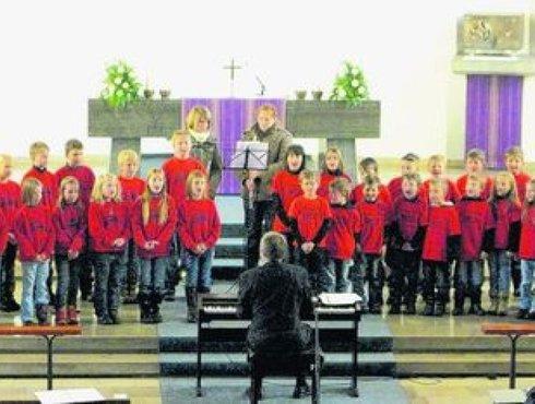 Konzert Kinder Nordendorf