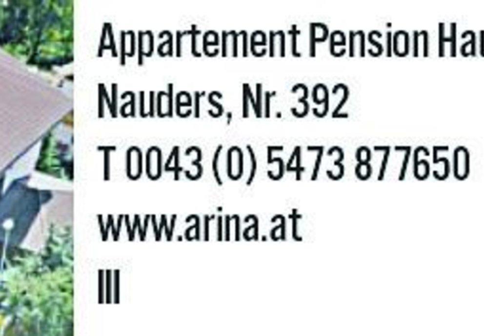 Nauders Haus Arina