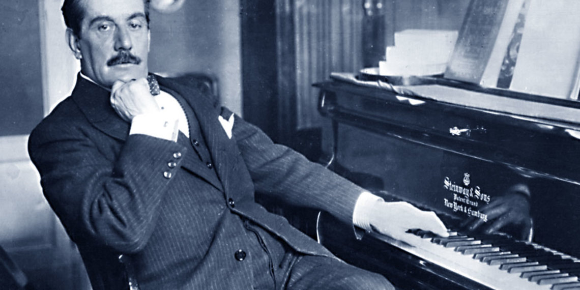 Giacomo Puccini Pianoforte