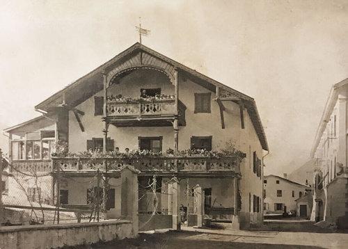 Baumgärtnerhaus Naturns