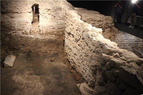 Ausgrabung Pons Drusi