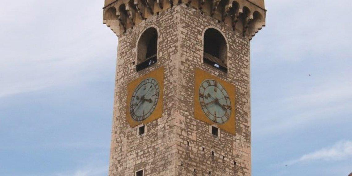 Trento Campanile, Foto: Wikipedia Markus Bernet