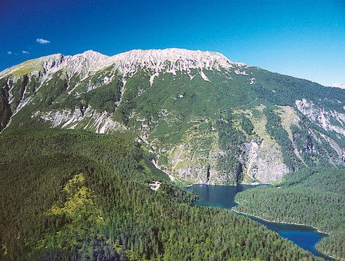 Fernpass Blindsee, Foto Anton Vorauer