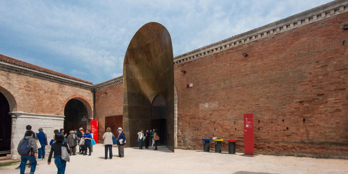 Codice Italia Biennale Venezia Inexhibit