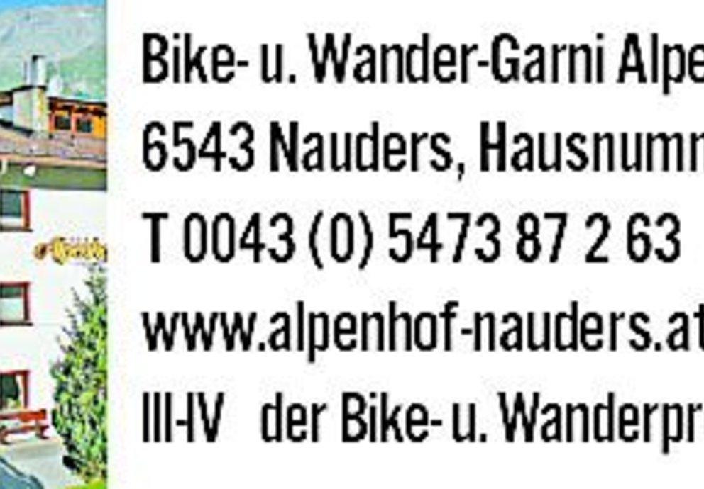 Nauders Alpenhof