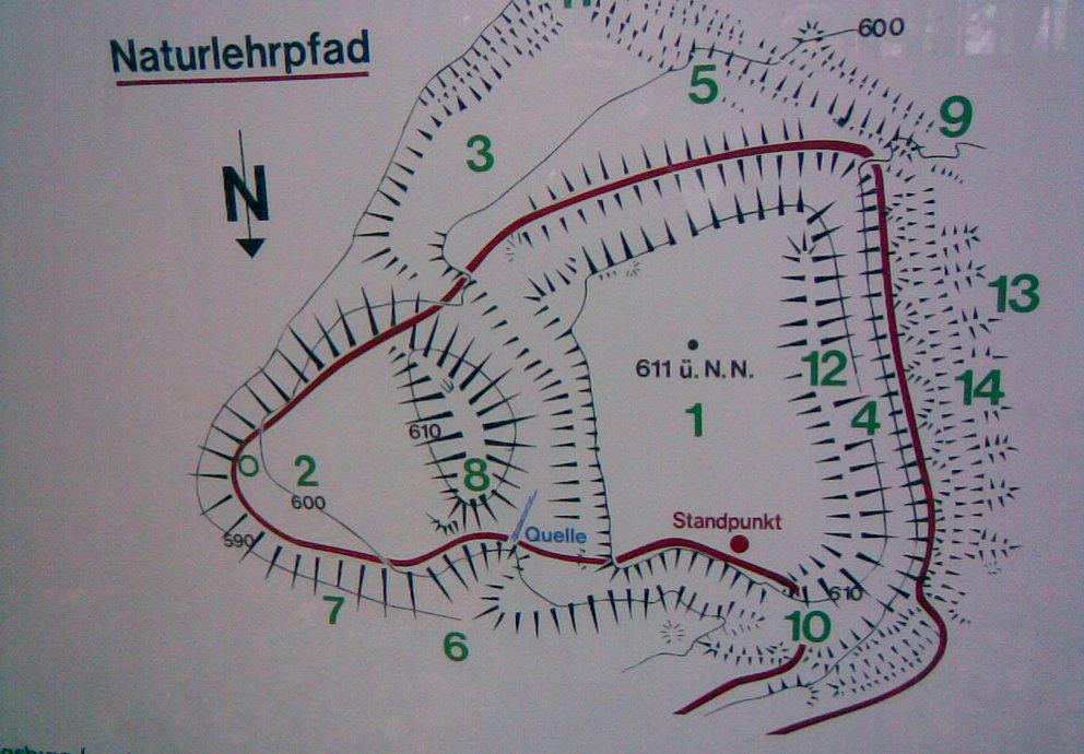 Heldenburg Grundriss Platschka