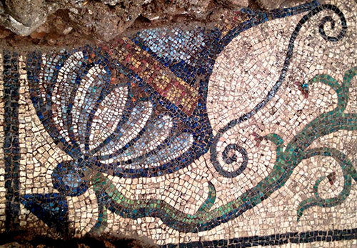 Mosaico Trento, Foto: Archeo Trentino