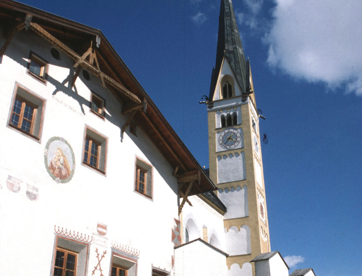 Tyrolean capital of the Via Claudia Augusta, Fliess