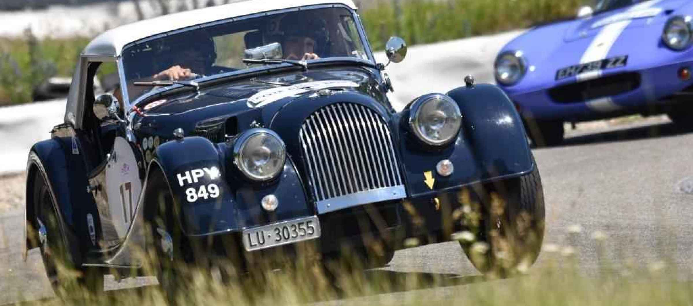 Oldtimer Classic Nauders