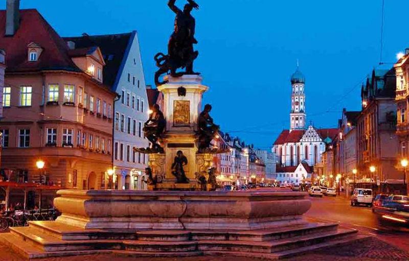Augsburg Brunnen