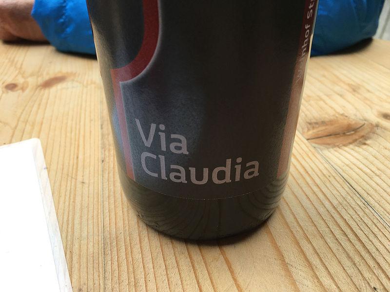 Via Claudia Wein aus Strad Tarrenz